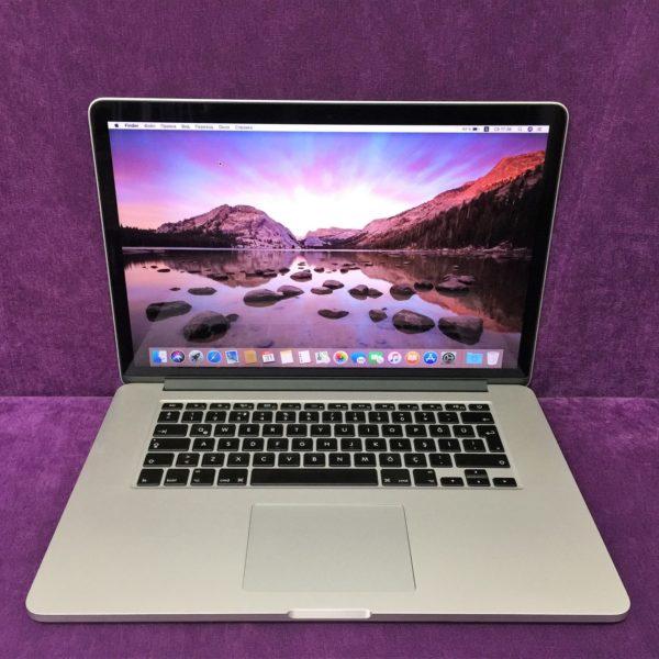 Apple MacBook Pro 15 Late 2013 (500 циклов) [Intel Iris]