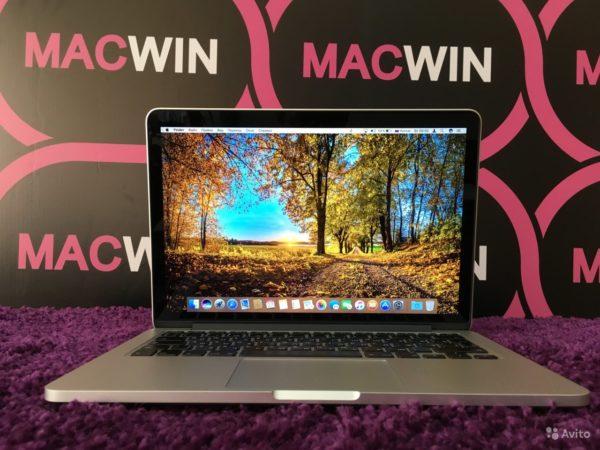 Apple MacBook Pro 13 Early 2015 (арт.12130)
