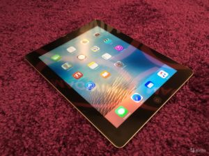 Apple IPad 3 32gb Wi-Fi + Cellular [LL/A] (арт.8705)