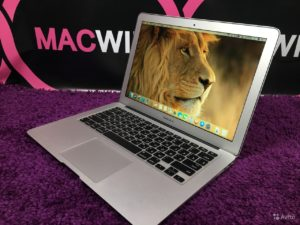 Apple MacBookAir 13 Mid 2011 (арт.12390)