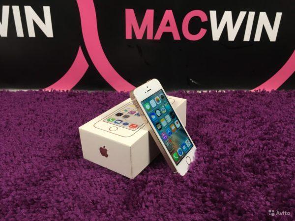 Apple IPhone 5s 16gb Gold (арт.12264)