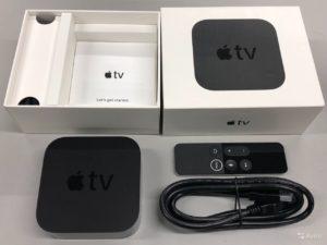 Apple Apple TV Gen 4