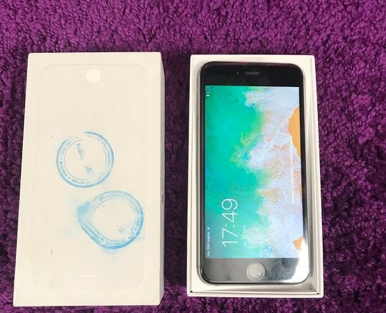 Apple Iphone 6 Plus 16 Gb Space Gray (арт.12993)
