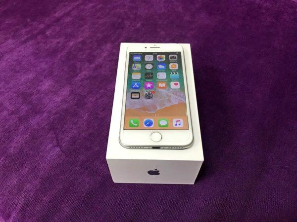 Apple IPhone 7 256gb Silver (арт.12817)