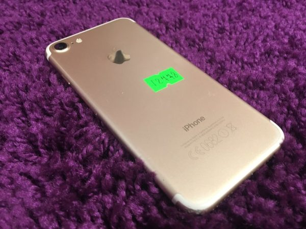 Apple Iphone 7 128gb Gold (арт.12778)
