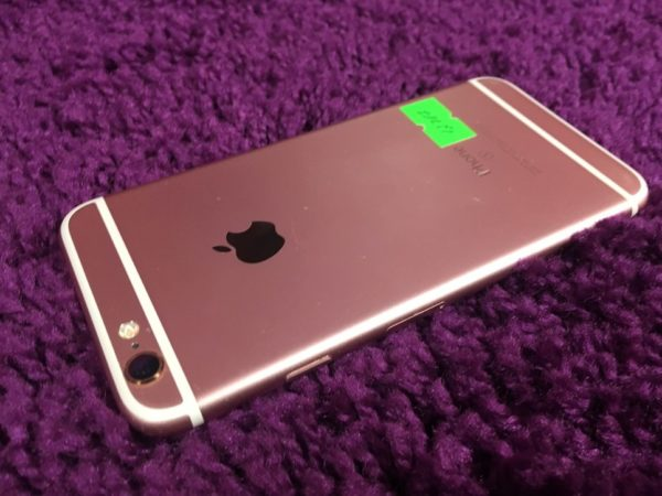 Apple IPhone 6s 128gb Rose Gold (арт.12787)