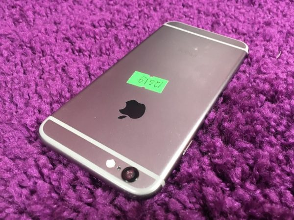 Apple IPhone 6 64gb SpaceGray (арт.12619)