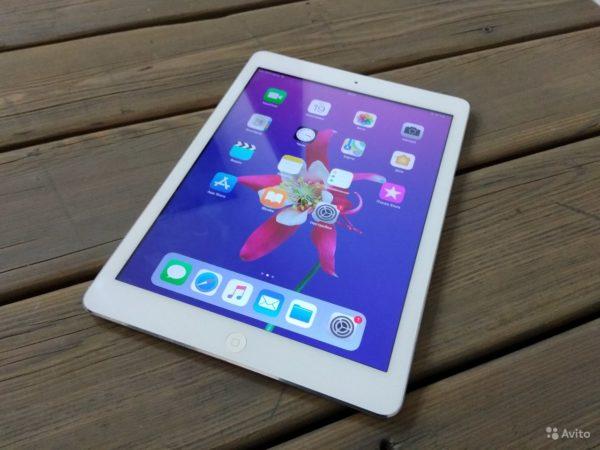 Apple Ipad Air 1 64gb Wifi+cellular Silver (арт.12859)