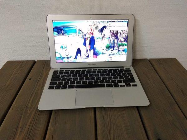 Apple MacBookAir 11″ Late 2010 (арт.14291)