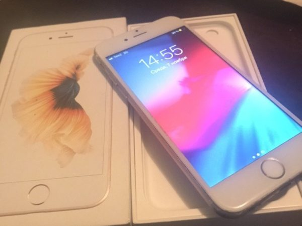 Apple IPhone 6 Plus 128gb (арт.13950)
