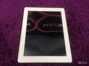Apple IPad 2 64gb WiFi White (арт.11576)
