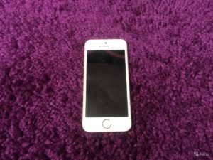 Apple Iphone Se 32gb Rose Gold (арт.14114)