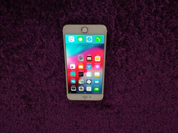 Apple IPhone 6 Plus 64gb Gold (арт.14183)