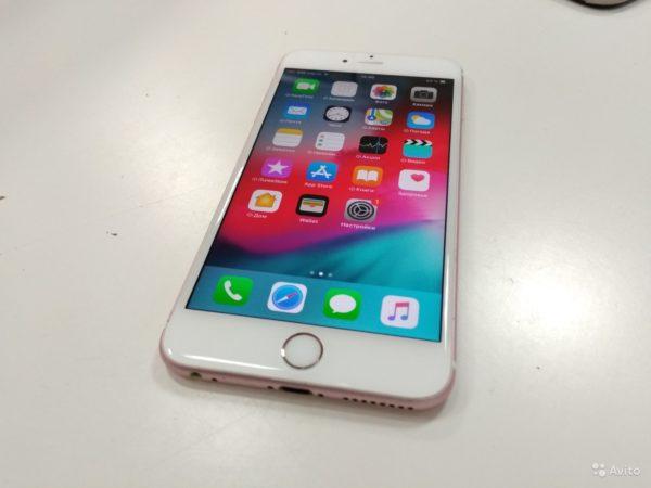Apple IPhone 6s Plus 128gb Rose Gold (арт.14417)