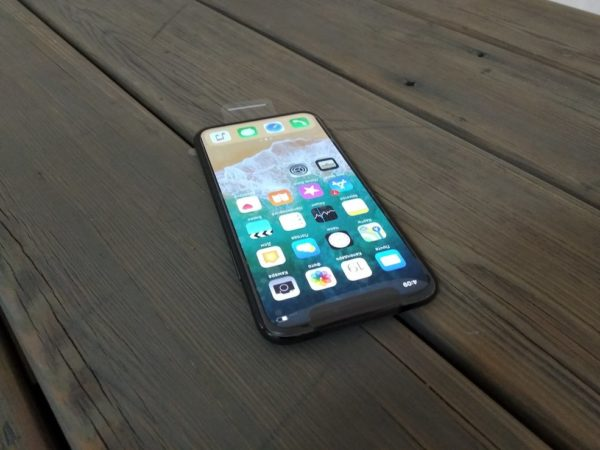 Apple IPhone X 256gb Black (арт.14330)