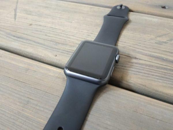 Аpple AppleWatch Series 1 42mm Black (арт.14343)