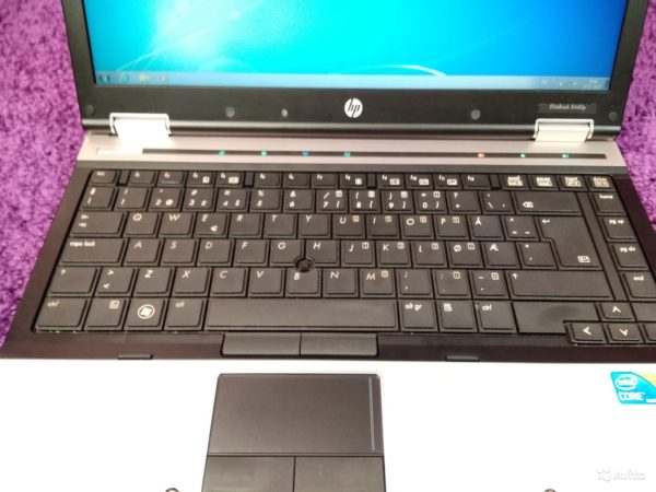 HP Elitebook 8440p (арт.13959)