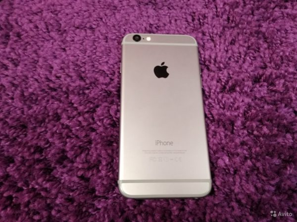 Аpple IPhone 6 64gb Space Gray (арт.13662)