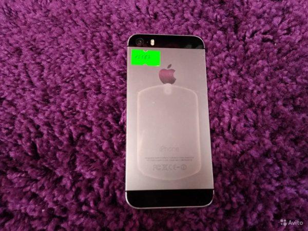 Apple IPhone 5s 16gb (арт.13587)