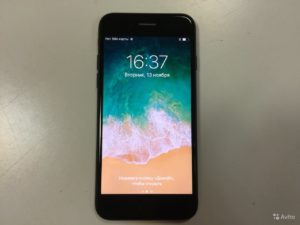 Apple Iphone 7 32gb Black (арт.14142)