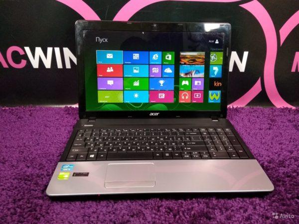 Acer E1-571g-53236g75mnks (арт.14139)