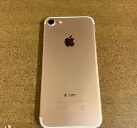 Apple Iphone 7 128 Rose Gold (арт.14366)