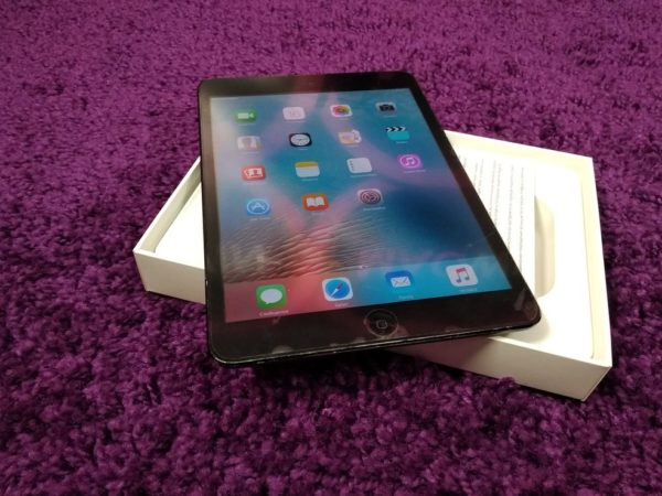 Apple IPad Mini 1 32gb WiFi+4G Black (арт.14231)