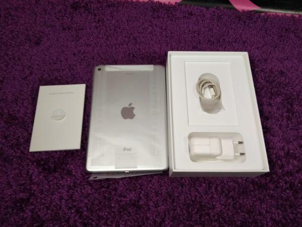 Apple IPad Mini 4 32gb WiFi-4G Silver (арт.14230)