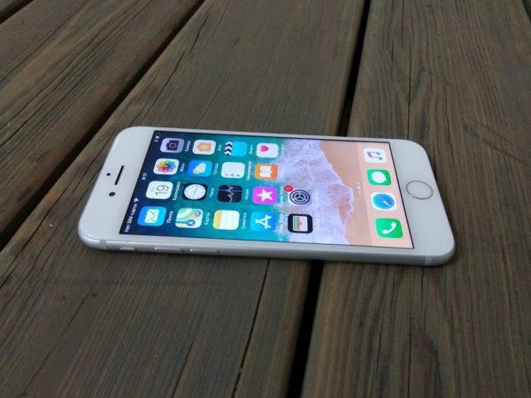 Apple Iphone 7 32gb Silver (арт.14220)