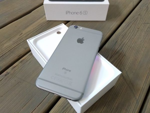 Apple IPhone 6s 128gb Space Gray (арт.14324)