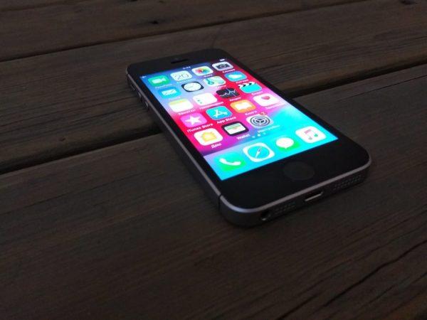 Apple IPhone SE 128gb SpaceGray (арт.14342)