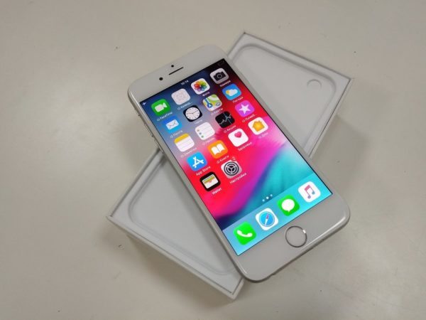 Apple Iphone 6 128 Gb Silver (арт.14388)