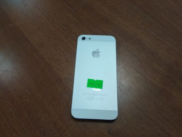 Apple Iphone 5 64gb Silver (арт.14570)