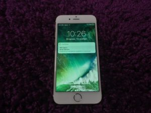 Apple IPhone 6 64gb Gold (арт.14062)