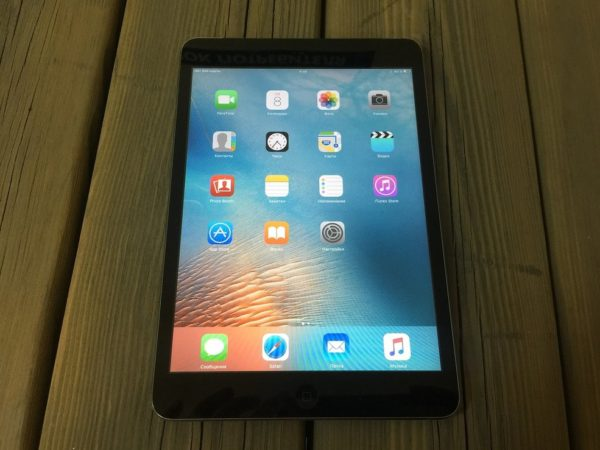 Apple Ipad Mini 16gb SpaceGray (арт.11813)