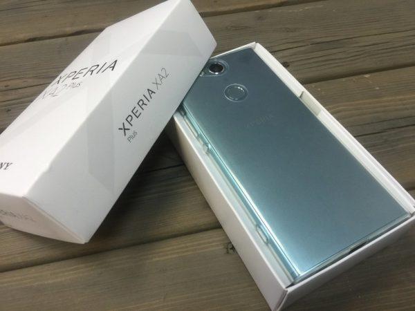 Sony Xperia XA 2 Plus (арт.14532)