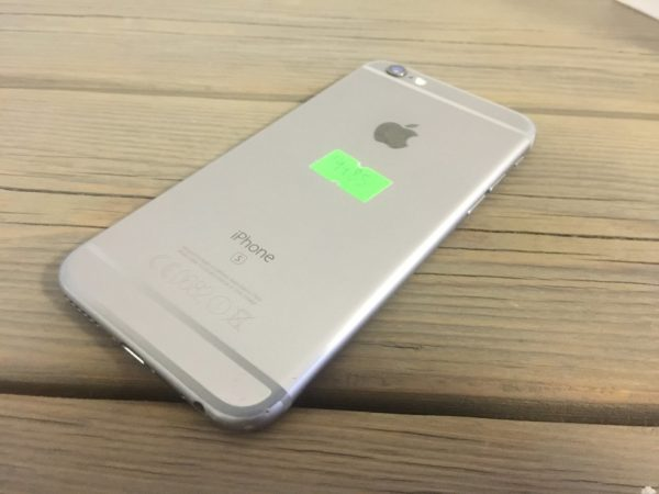Apple Iphone 6s 32gb Space Gray (арт.14485)