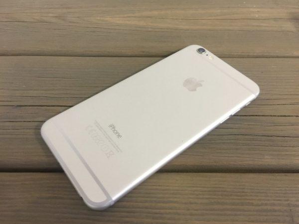 Apple Iphone 6 Plus 64gb Silver (арт.14491)