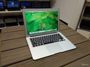 Apple MacBook Air 13 Mid 2011 (арт.14961)