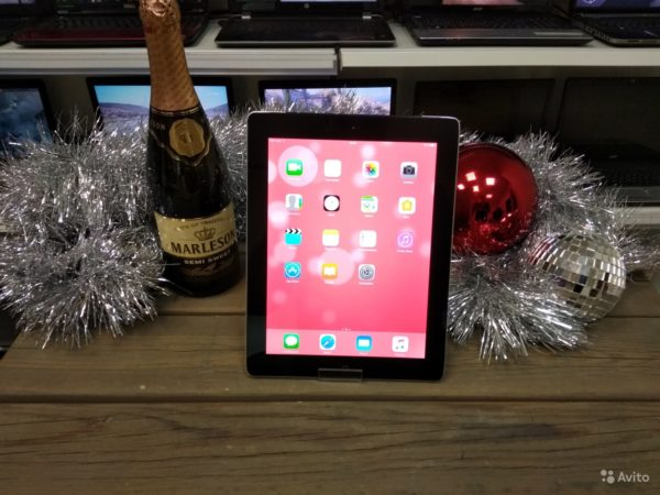 Apple IPad 4 32gb Wi-Fi + Cellular (арт.15405)