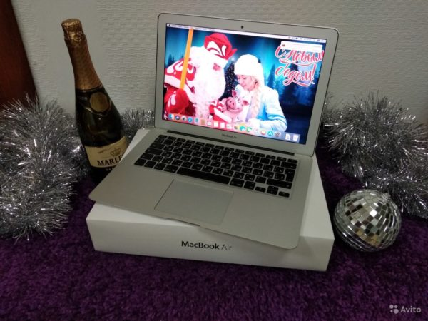 Apple MacBookAir 13″ Mid 2013 (арт.15236)