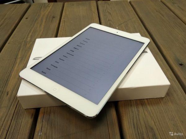 Apple IPad Mini 1 16gb Silver (арт.14774)