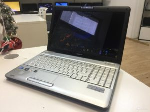 Toshiba Satellite L500-1wr (арт.14208)