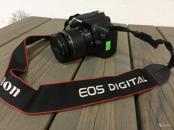 Sony Canon Eos 550d Kit 18-55 Kit (арт.15114)