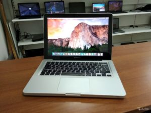 Apple MacBook Pro 13 Early 2011 (арт.14927)