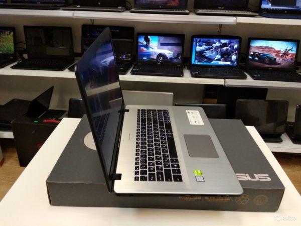 Asus VivoBook Pro N705UN-GC084T (арт.14767)