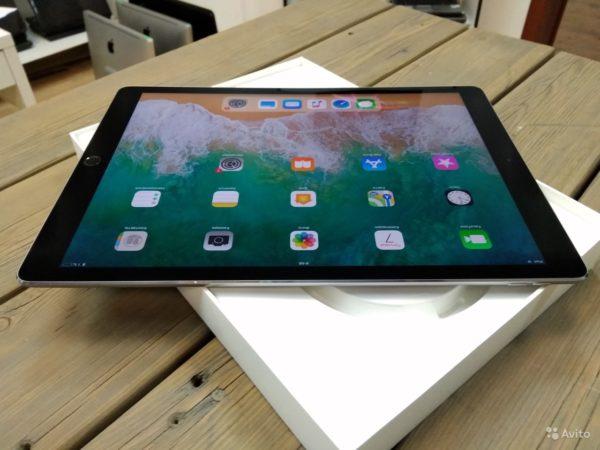 Apple IPad Pro 12.9» 128 GB Space Gray (арт.14784)
