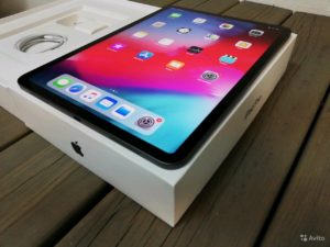 Apple IPad Pro 11inch 256gb Wi-Fi (арт.14977)