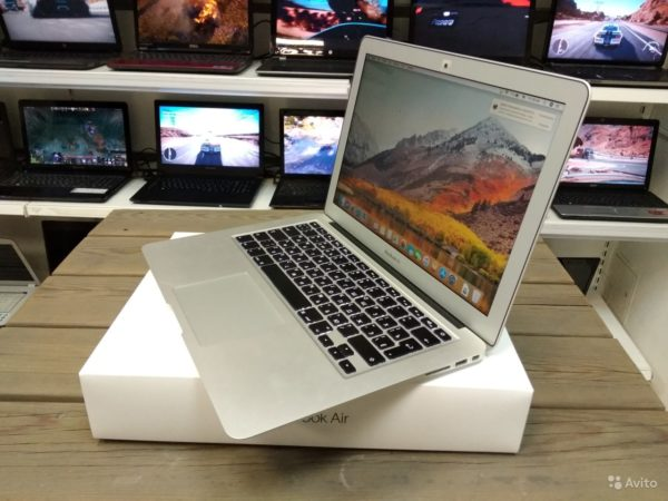 Apple MacBook Air 13inch 2017 (арт.15364)