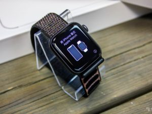 Apple Watch 40mm S4 SpaceGray (арт.15381)